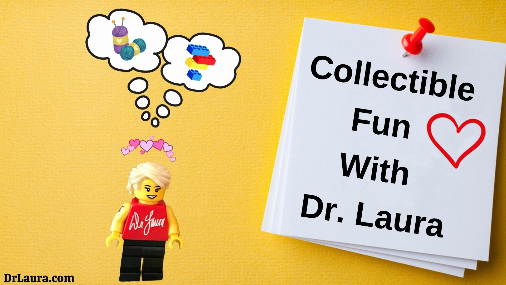 YouTube: Collecting Fun with Dr. Laura
