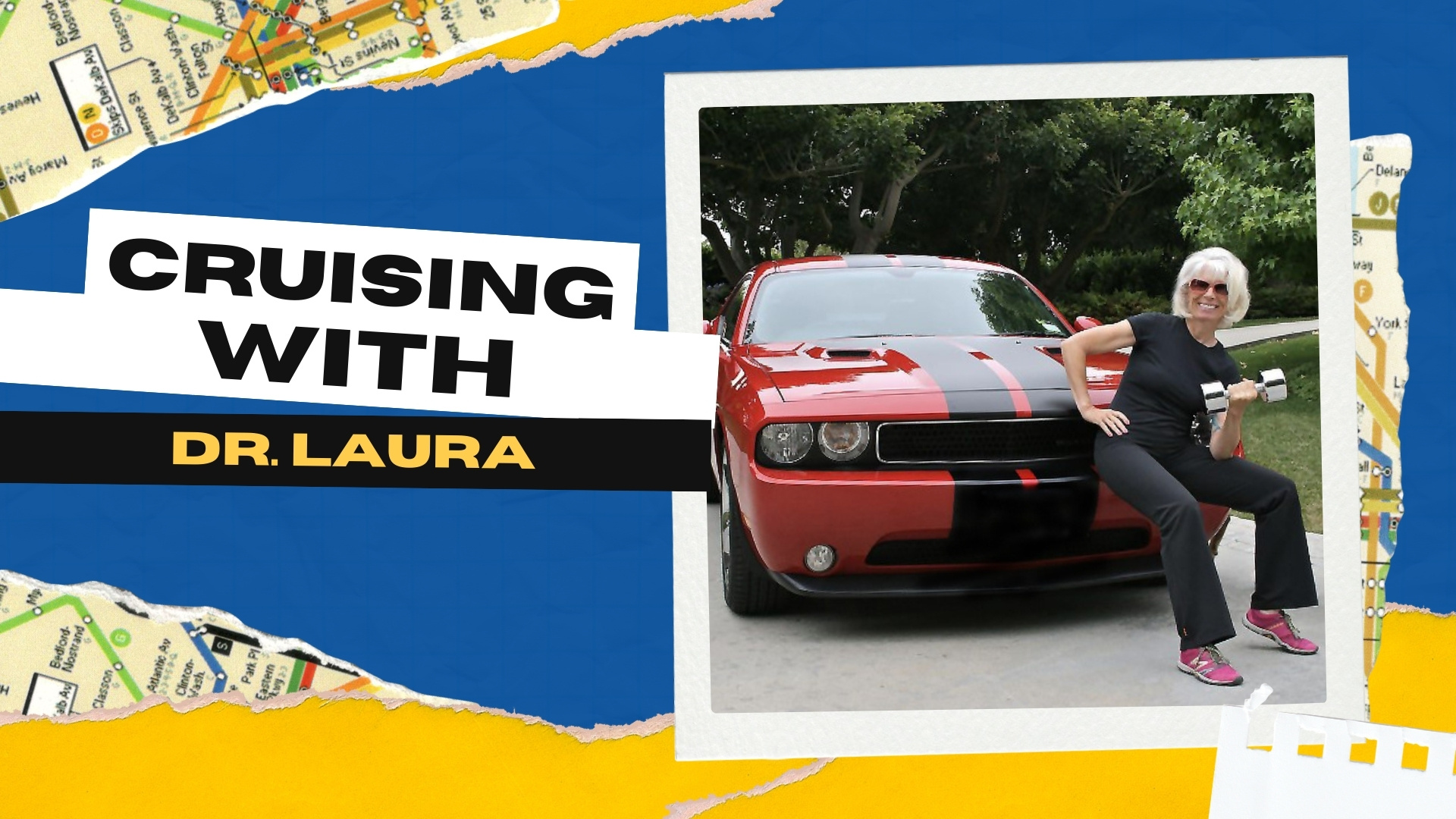 YouTube: Cruising with Dr. Laura