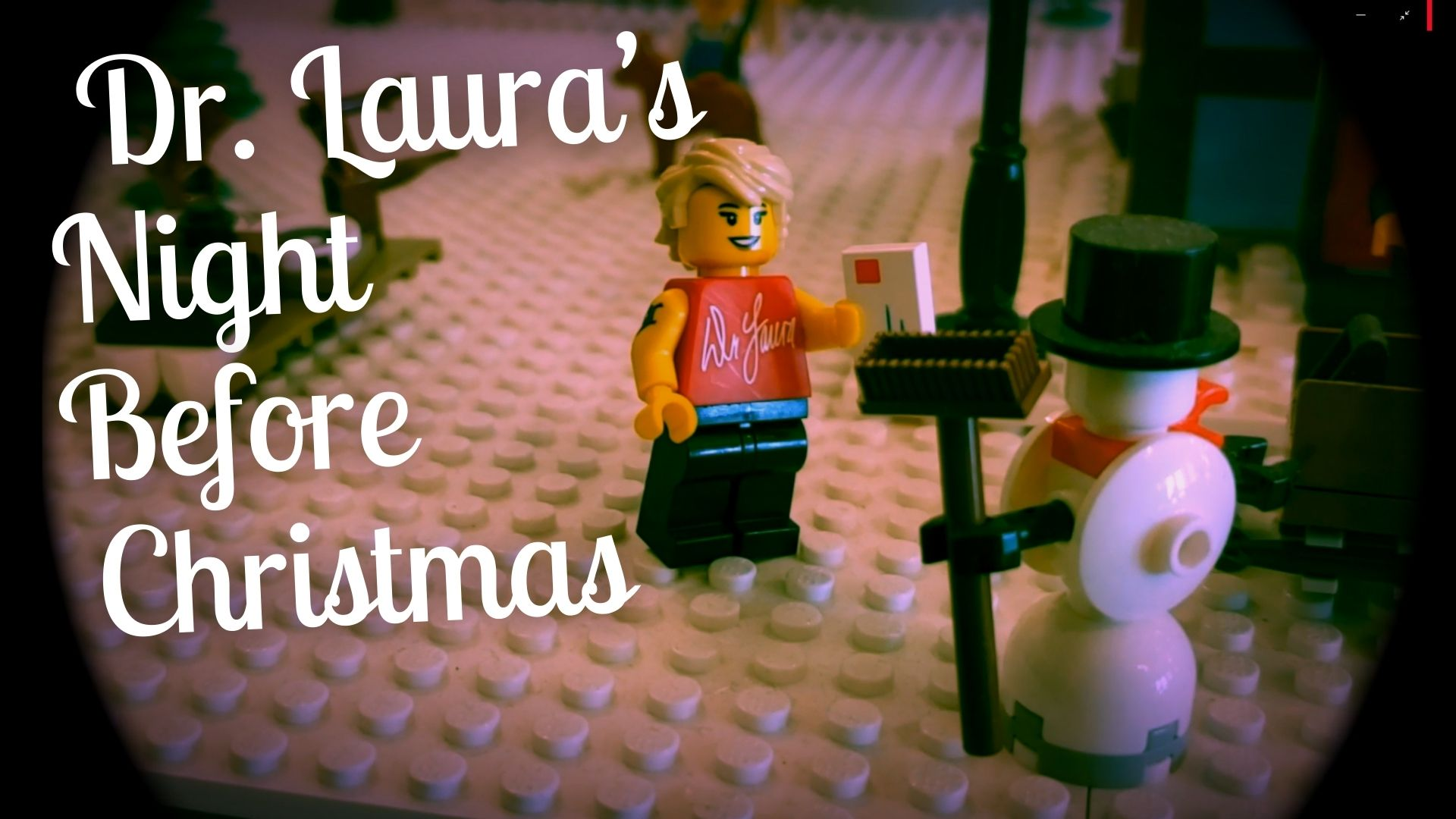 YouTube: Dr. Laura's Night Before Christmas