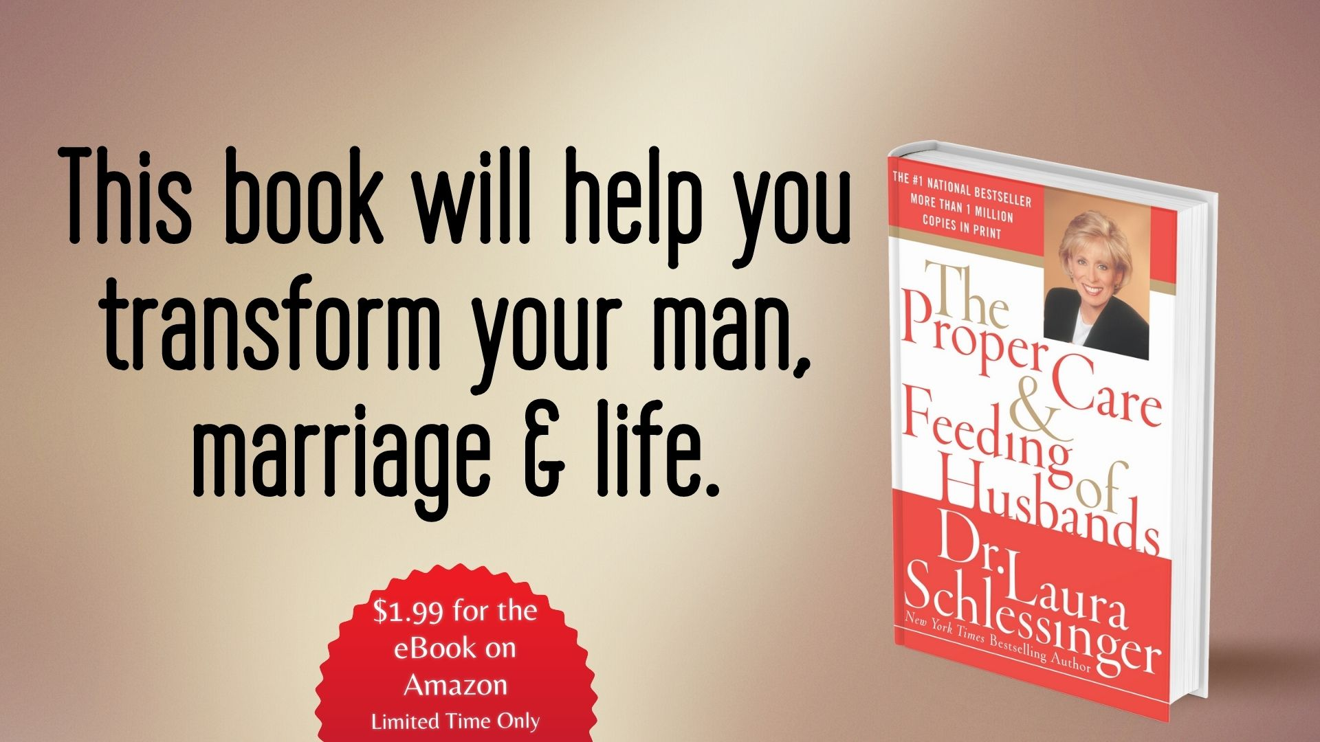 My Book:The Proper Care and Feeding of Husbands📖