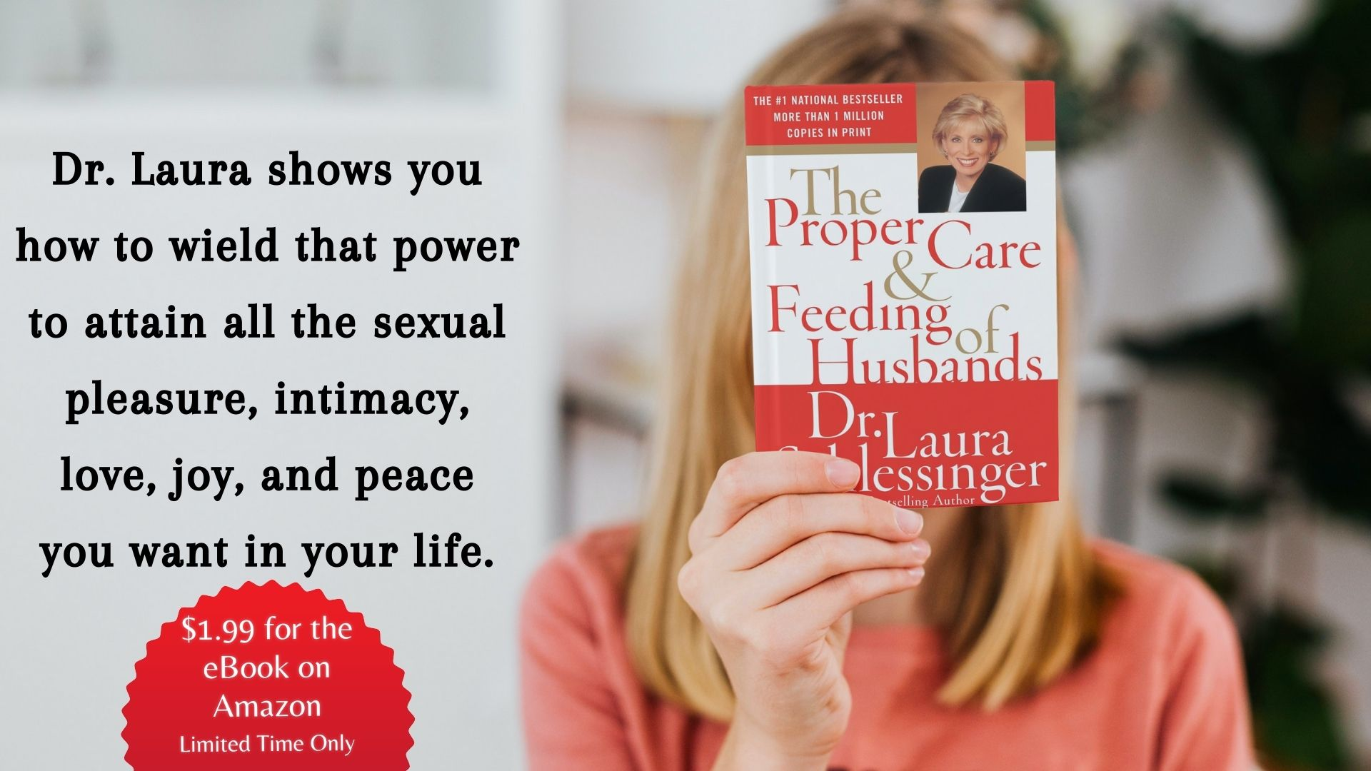 My Book: The Proper Care and Feeding of Husbands📖