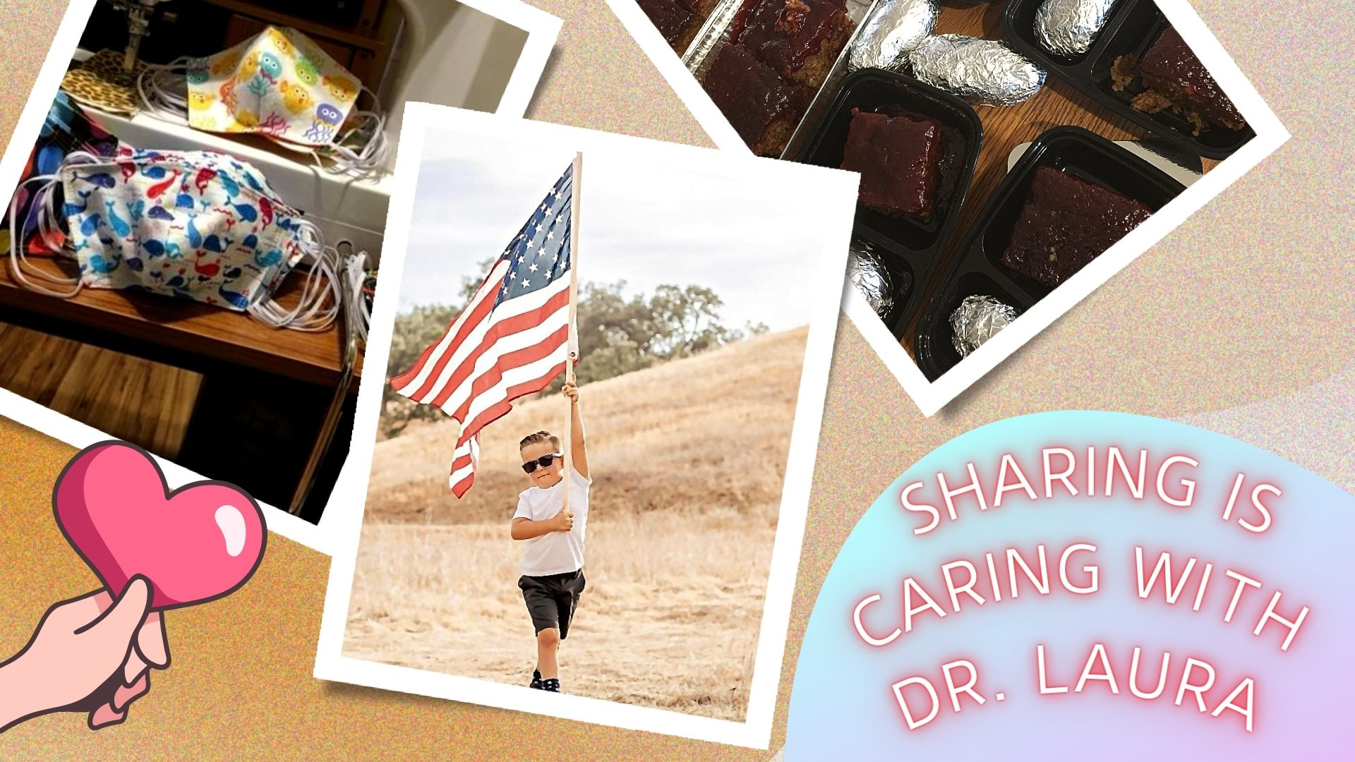 YouTube: Sharing Is Caring with Dr. Laura