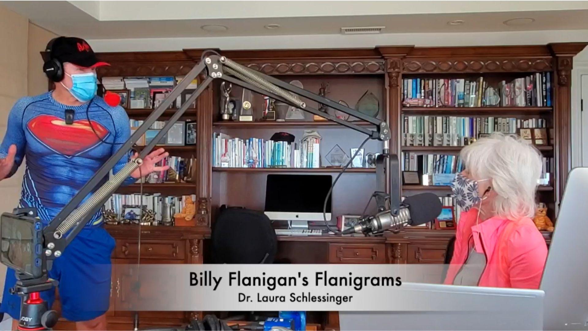 Video: I Got a Flanigram!
