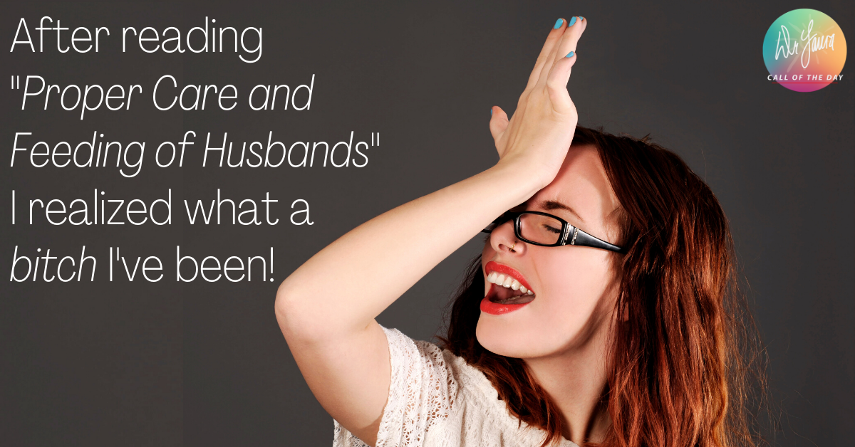 Call of the Day Podcast: I Haven't Been My Husband's Girlfriend