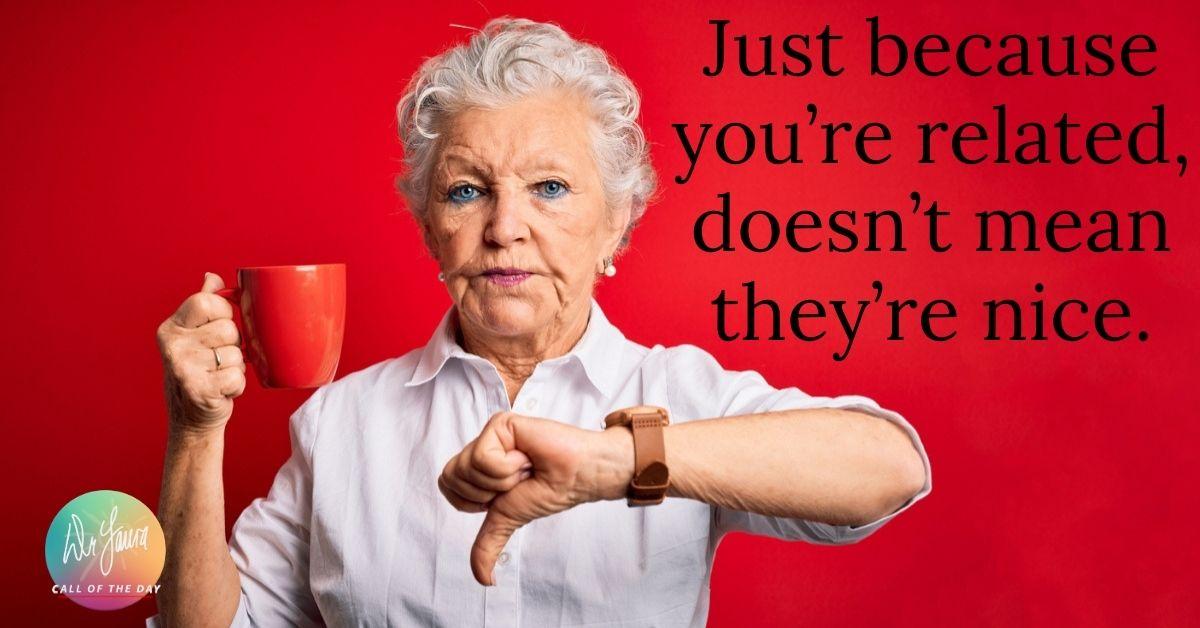 Call of the Day Podcast: Grandma v. Grandma