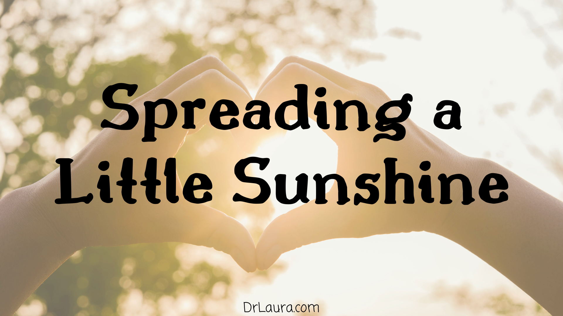 Email of the Day: Spreading a Little Sunshine