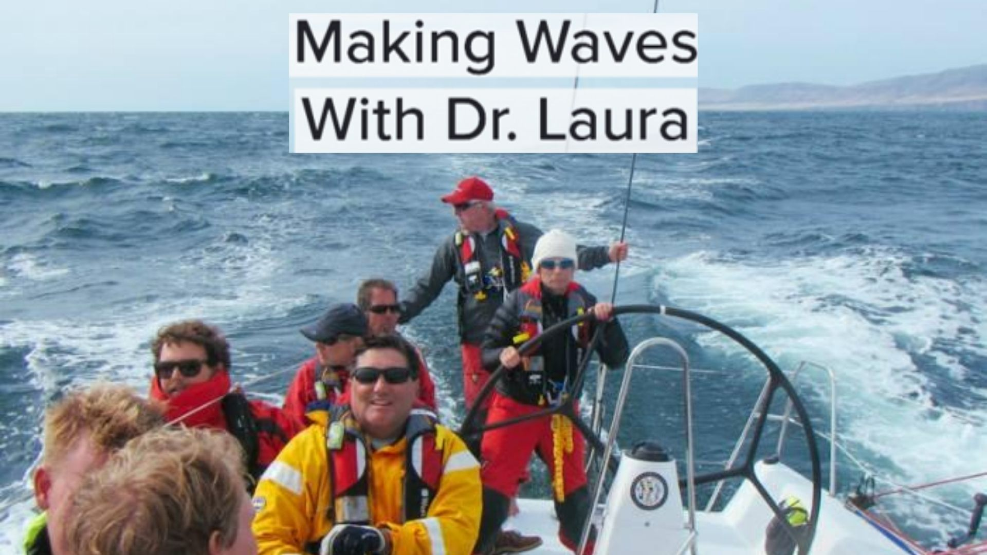 YouTube: Making Waves With Dr. Laura