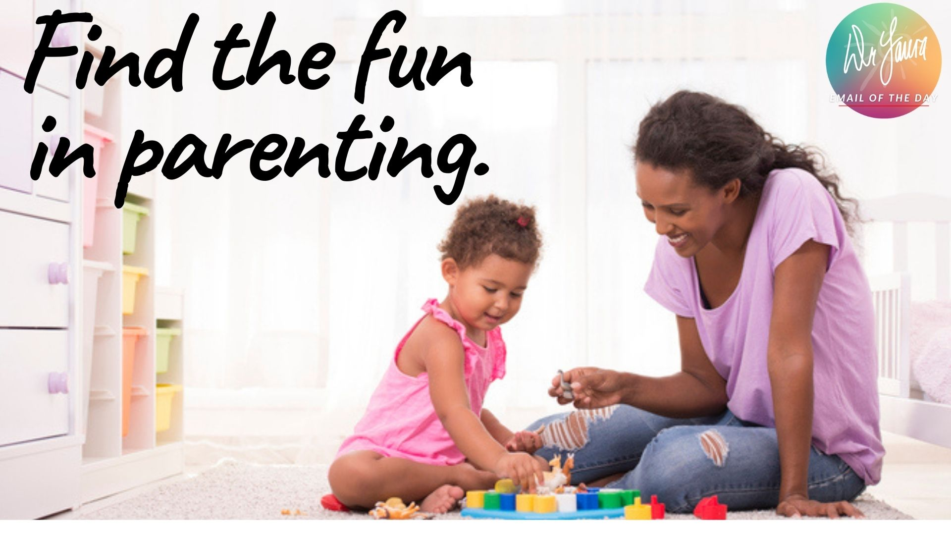 Email of the Day: Yes, I'm One of Those Types of Moms