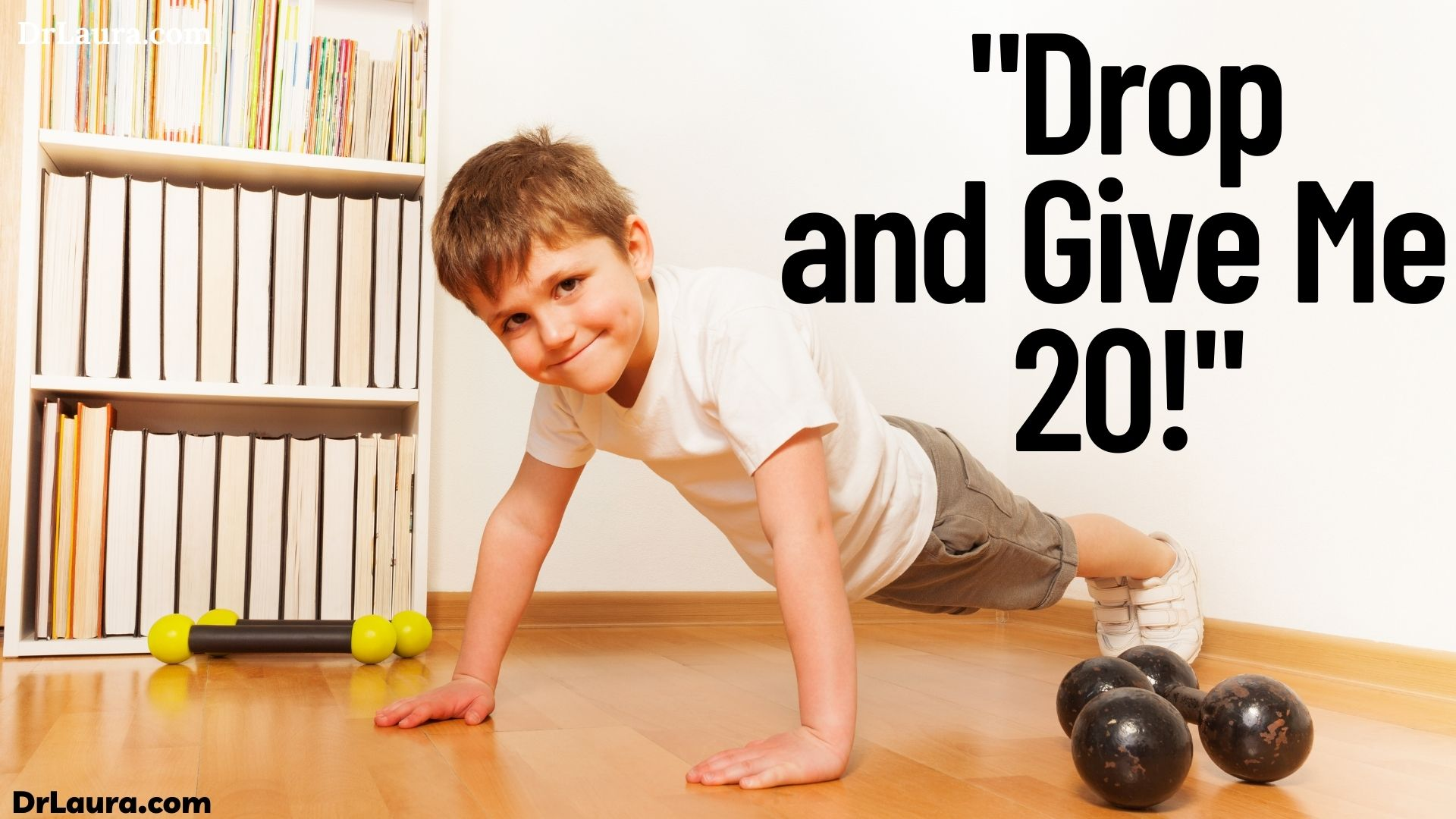 Email of the Day: Physical Exertion Diffused My Son's Anger
