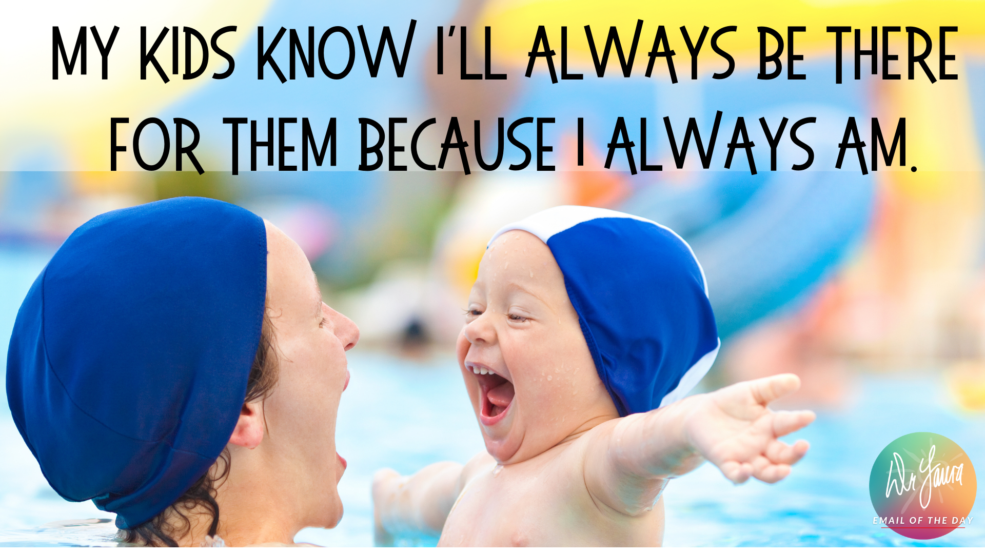 Email of the Day: I Am My Kids' Swim Mom