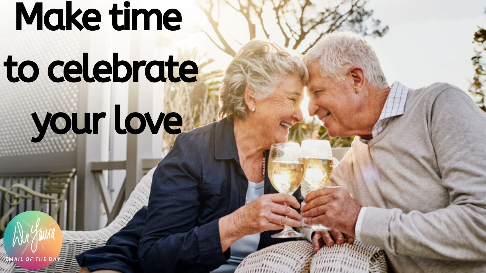 Email of the Day: I Still Have Cocktail Hour With My Husband Even Though He's Gone