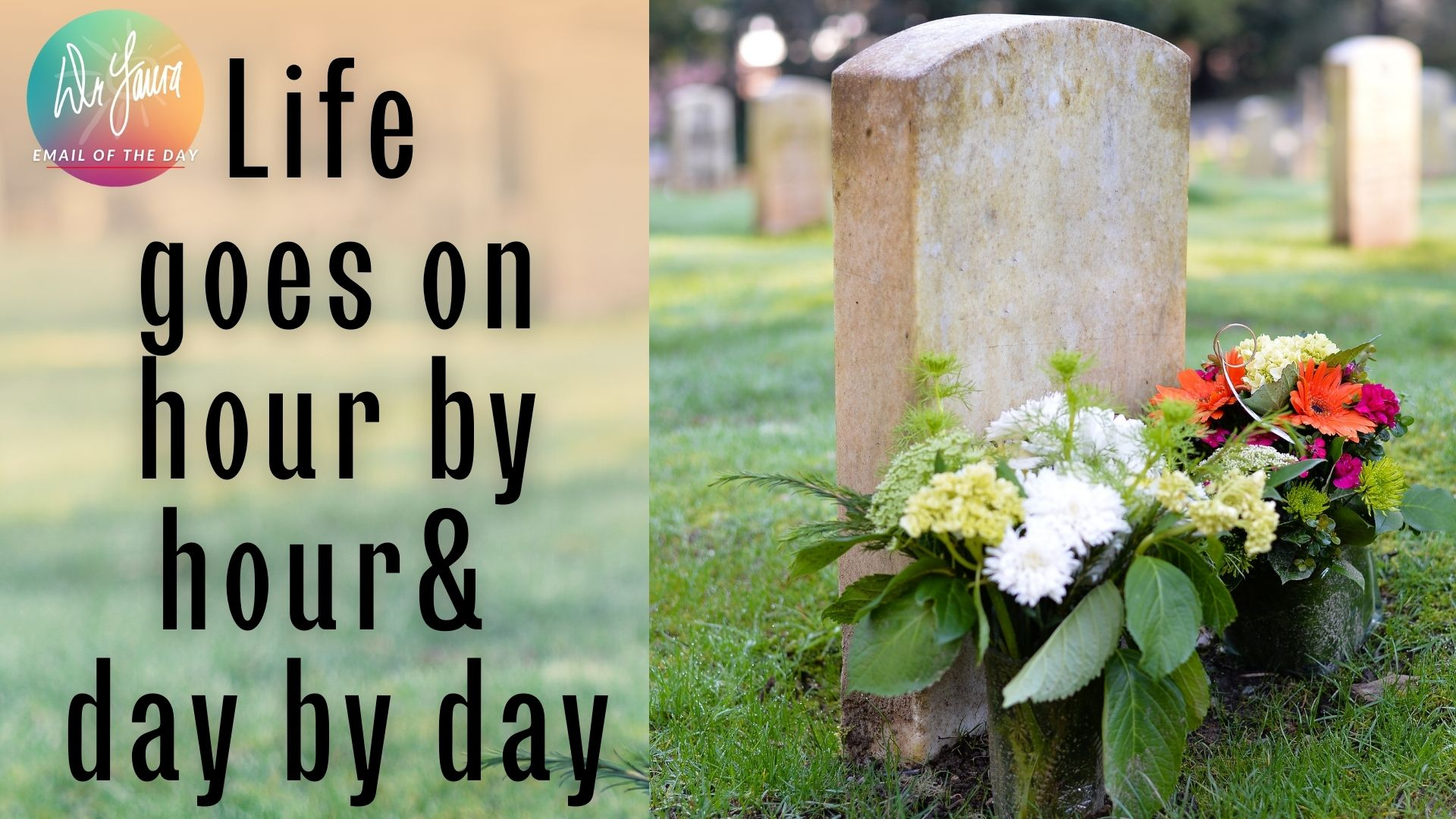 Email of the Day: How To Live When Your Child Has Died