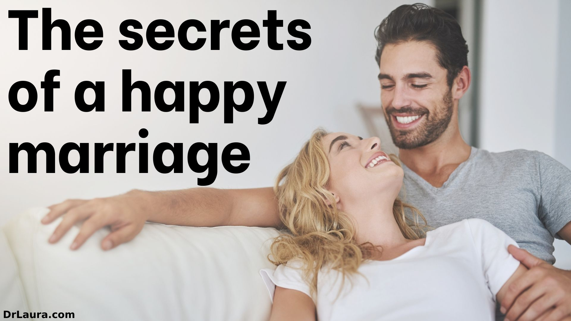 Email of the Day: Tips From an Extremely Happy Husband