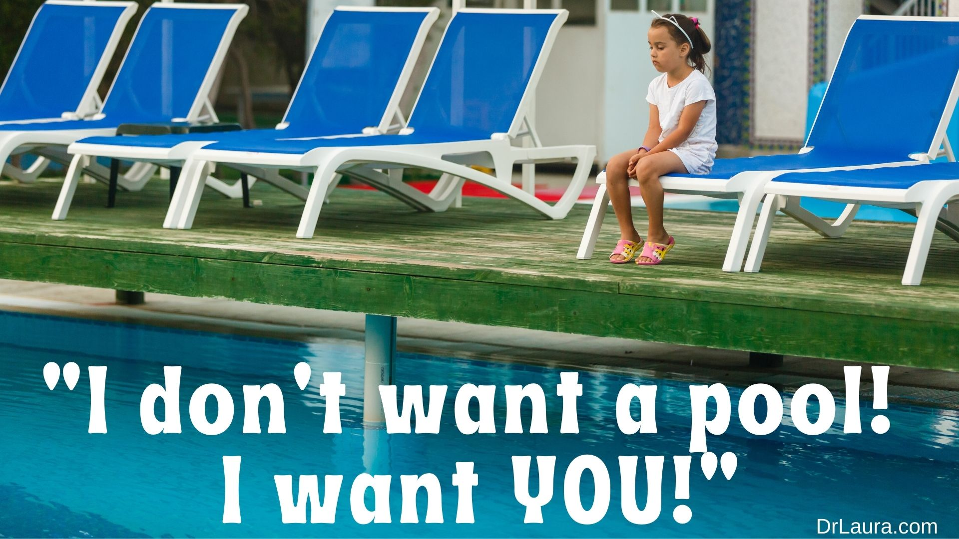 Email of the Day: But Momma – I Want YOU
